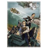 Protectie Final Fantasy Fran Balthier Sleeves 60 Pack