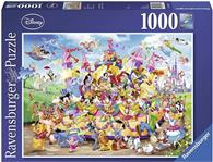 Puzzle Disney Carnival Multicha 1000 Piese Jigsaw Puzzle