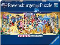 Puzzle Disney Panoramic 1000 Piese Jigsaw Puzzle