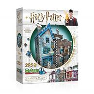 Puzzle Ex Display Harry Potter Hogwarts Diagon Alley Collection Ollivanders Scribbulus Wrebbit 3D Jigsaw