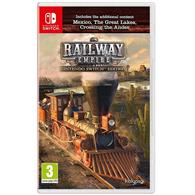 Railway Empire Nintendo Switch