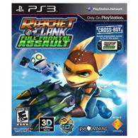 Ratchet And Clank Full Frontal Assault Ps3
