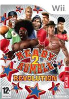 Ready 2 Rumble Revolution Nintendo Wii