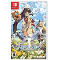 Remilore Lost Girl In The Lands Of Lore Nintendo Switch
