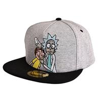 Sapca Rick And Morty Open Your Eyes