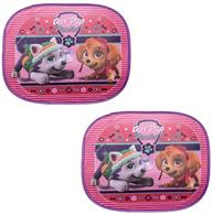 Set 2 Parasolare Auto Paw Patrol Girl