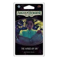 Set Carti Arkham Horror: The Card Game The Wages Of Sin