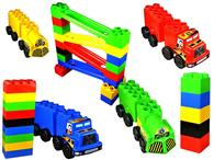 Set De Constructie Gigant Car Race