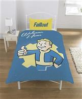 Set De Pat Fallout Vault Boy Single Duvet