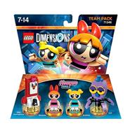 Set Figurine Lego Dimensions Team Pack The Powerpuff Girls