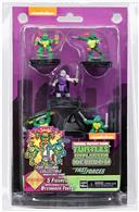 Set Figurine Teenage Mutant Ninja Turtles Heroclix: Unplugged Fast Forces