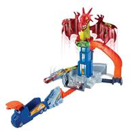 Set Hot Wheels Dragon Blast Playset (Dwl04)