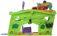 Set Hot Wheels Ghost Garage