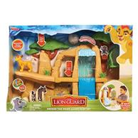 Set Jucarii Lion Guard Defend The Pride Lands Playset