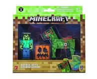 Set Jucarii Minecraft Zombie With Zombie Horse