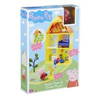 Set Jucarii Peppa Pig House Garden Playset