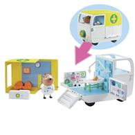Set Jucarii Peppa Pig Mobile Medical Centre