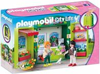 Set Jucarii Playmobil Flower Shop Play Box