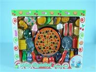 Set Mare Pizza 60 Piese