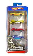 Set Masinute Hot Wheels 5 Car Gift Pack