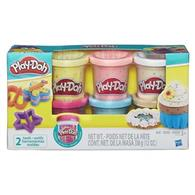 Set Play-Doh Confetti Compound Collection Craft 6Pcs