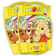 Set Protectie Cotiere Genunchiere Winnie The Pooh  Disney Eurasia