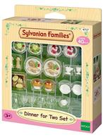 Set Sylvanian Families Dinner For Two Set
