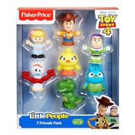 Set Toy Story 4 Little People