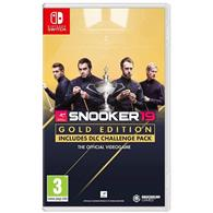 Snooker 19 Gold Edition Nintendo Switch