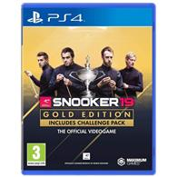 Snooker 19 Gold Edition Ps4