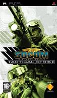 Socom Us Navy Seals Tactical Strike Psp