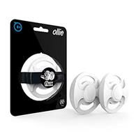 Sphero Ollie Hubcap Replacement Flux Hubs White
