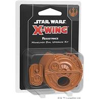 Star Wars X-Wing: Resistance Maneuver Dial Board Game Upgrade Kit