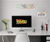 Sticker Autocolant Decal Set Bttf