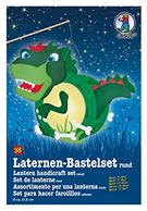 Sticker Ursus Bastelset Lanterns T-Rex Around