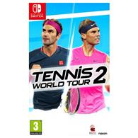 Tennis World Tour 2 Nintendo Switch
