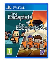 The Escapists 1 And The Escapists 2 Double Pack Ps4