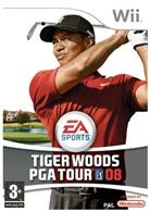 Tiger Woods Pga Tour 08 Nintendo Wii
