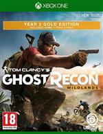 Tom Clancy S Ghost Recon Wildlands Year 2 Gold Edition Xbox One