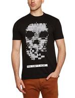 Tricou Watch Dogs Skull You Can T Hide Marimea L