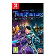 Troll Hunters Defenders Of Arcadia Nintendo Switch
