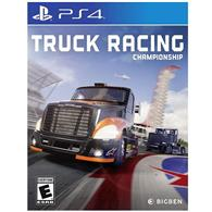 Truck Racing Championship Ps4