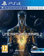Unearthing Mars 2 The Ancient War (Psvr) Ps4
