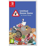 Untitled Goose Game Nintendo Switch Game