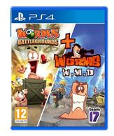 Worms Battlegrounds And Worms Wmd Double Ps4