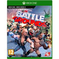 Wwe Battlegrounds Xbox One