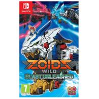 Zoids Wild Blast Unleashed Nintendo Switch