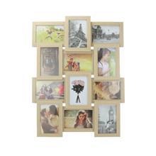12 Photo Collage Frame M&W