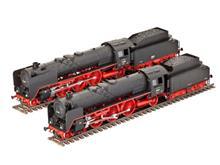 2158 Fast Train Locomotives Br01 & Br02
