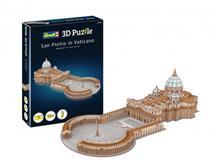 3D Puzzle St. Peters Basilica (Vaticano)
